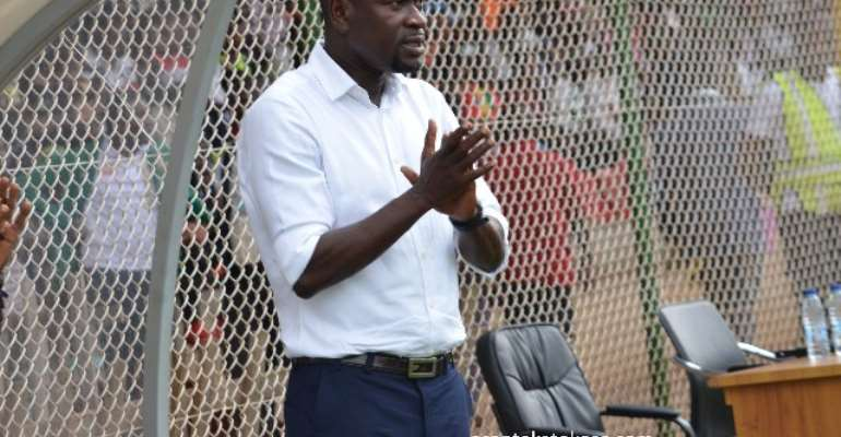 CK Akonnor Has The Qualities Of A Top Class Coach - Laryea Kingston