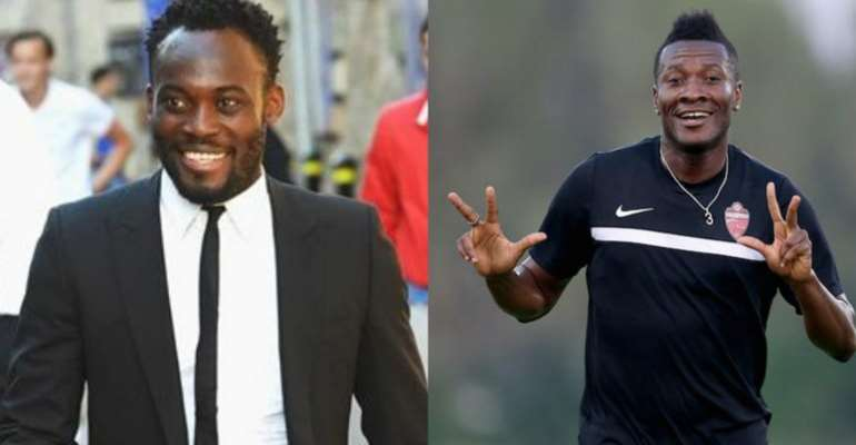 Kwesi Appiah Tips Essien, Gyan And Andre Ayew To Take Up Coaching Role