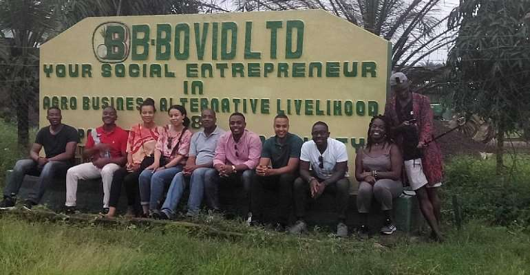 Top Agribusiness Firm B-BOVID, To Receive Support From 4 Major Corporate Donors