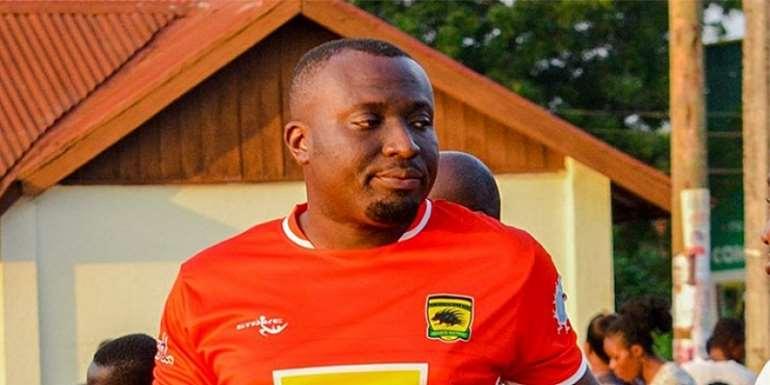 JUST IN: Asante Kotoko Names Nana Gyambibi Coker As New General Manager