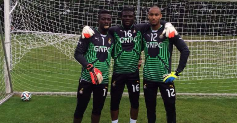 I Would Have Used My 'Juju' To Play For Real Madrid Rather Than Benching Adam Kwarasey - Fatau Dauda