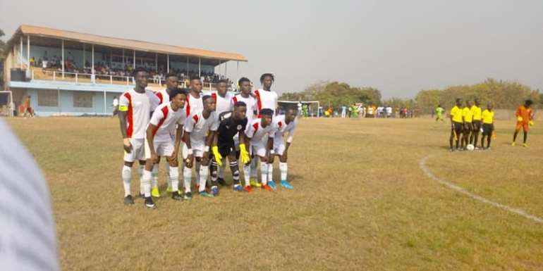 Bechem United Defeat Eleven Wonders 1-0 To Go 6th On GPL Standings