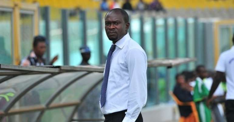 Odartey Lamptey Offered Me My First Coaching Job - CK Akonnor