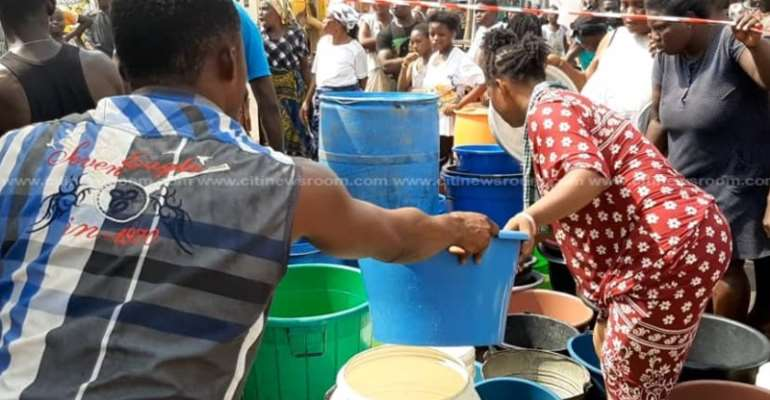 We're Working To Solve Water Crisis – GWCL