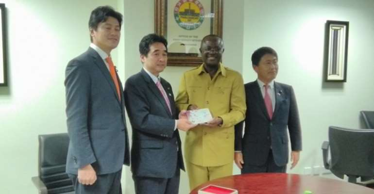 First Deputy Speaker Challenges Japan Automobile Firms To Transfer Skills