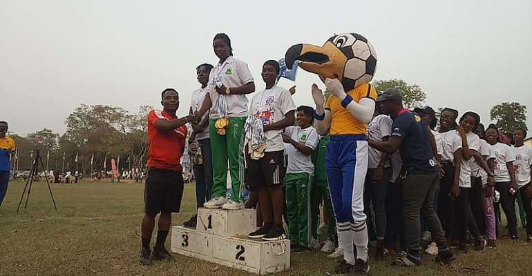 2020 GUSA Games End Successfully