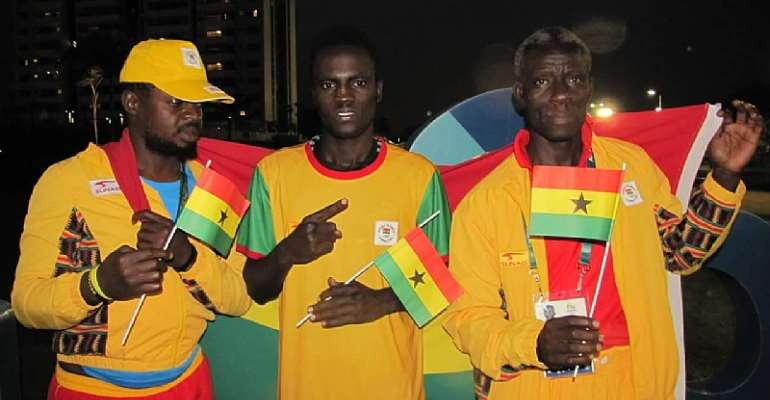 African Amateur Boxers To Meet In Senegal For Olympic Games Tokyo 2020 Qualifiers