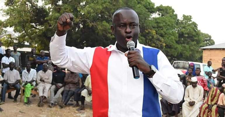 Former NPP Wa Central Constituency Secretary backs Dr. Hafiz Bin Salih for ministerial appointment