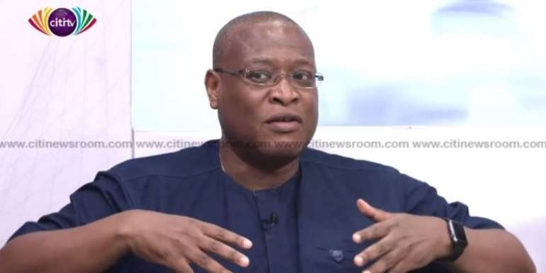 Gov't gambled with COVID-19 fight during December polls – Alex Segbefia