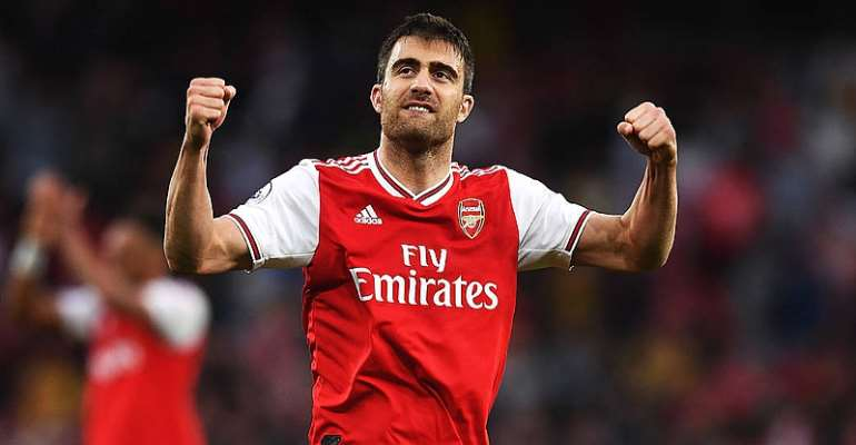 PL: Sokratis leaves Arsenal after agreeing to contract termination