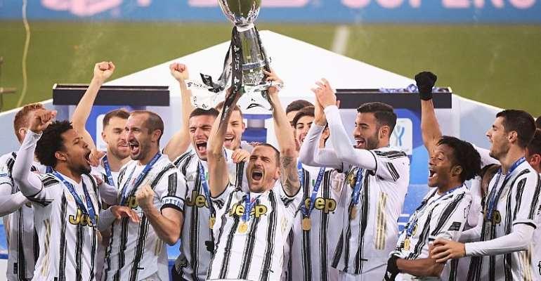 Ronaldo scores 760th goal as Juventus beat Napoli to win Italian Supercup