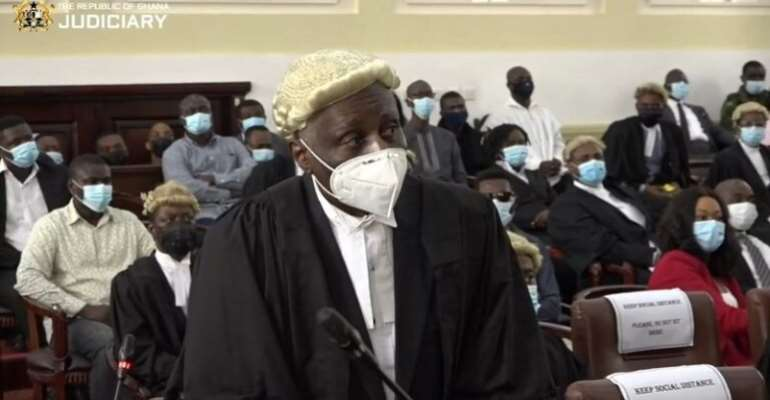 Supreme Court sets January 26 for Mahama's election petition hearing