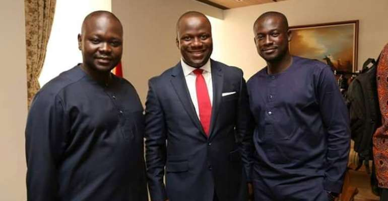 Jinapor heads to Lands Ministry; Asenso Boakye for Works and Housing