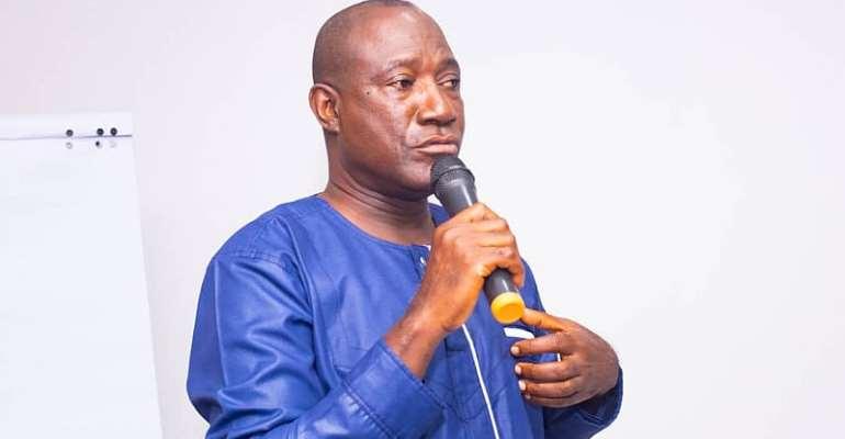 Director of IDeL, Prof. Francis Owusu-Mensah