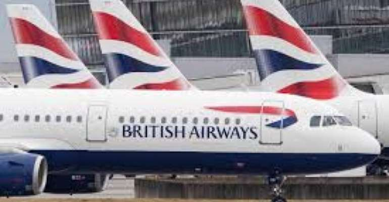 Gov't disagrees with British Airways' plan to operate from London Gatwick