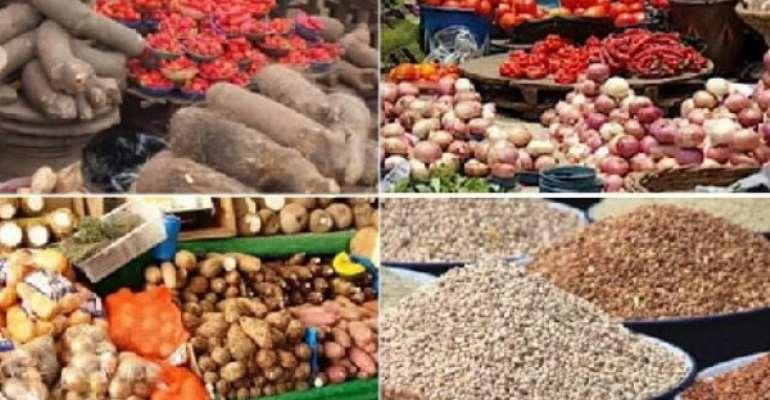 Foodstuff prices go up at Garu market
