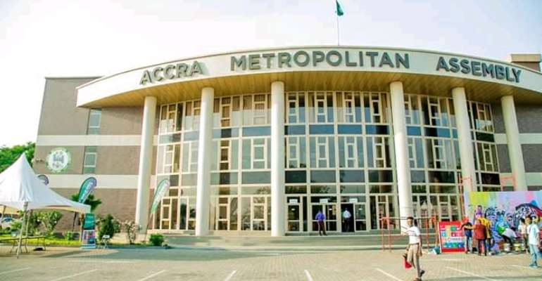 Markets in Accra to run shifts to curb spread of COVID-19