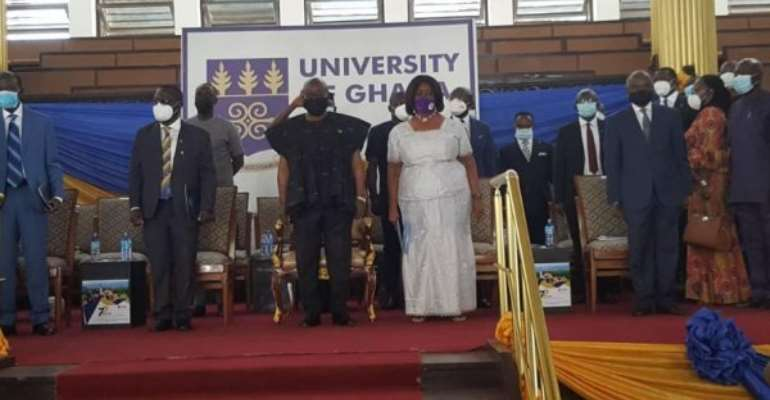 UG to continue online teaching and learning — Pro-Vice-Chancellor