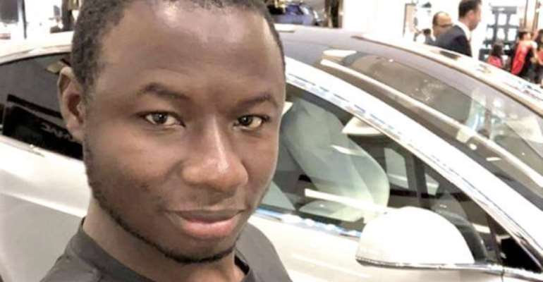 CPJ stands with Ghana's press to mark two years since murder of Ahmed Hussein-Suale