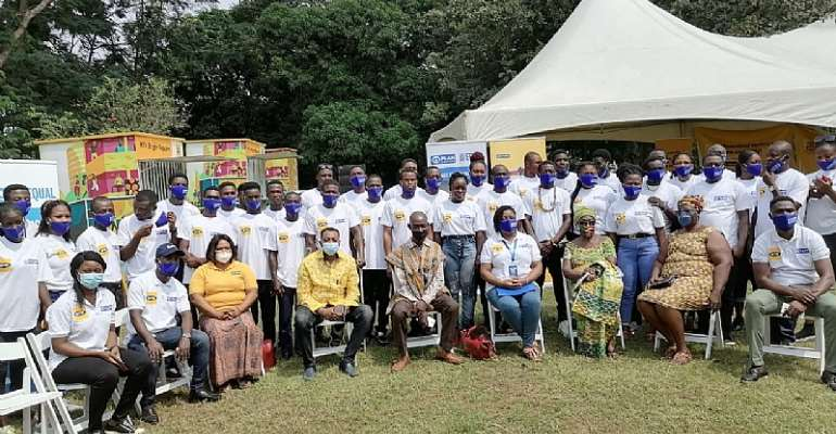 MTN Commissions Youth Employment and Entrepreneurial Project in Eastern Region