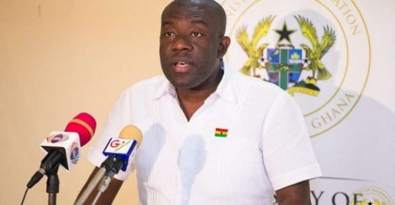 Mahama's lawyers creating 'media spectacle' for Election 2024 — Kojo Oppong Nkrumah