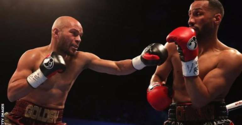 DeGale Loses World Title To Truax