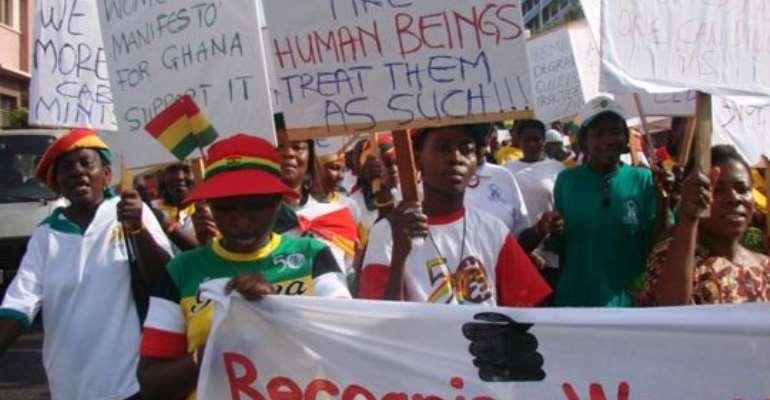 AU Thrown A Challenge To Champion Women's Interest In Politics