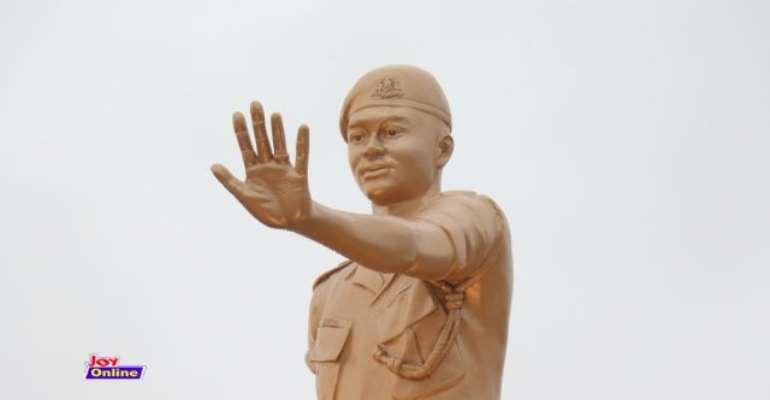 Major Mahama was lynched in May 2017