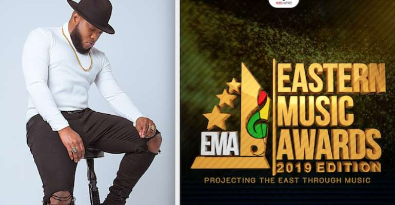 After picking Promoter of the Year award at 2019 Eastern Music Awards Jagonzy wants to now Shutdown Ghana