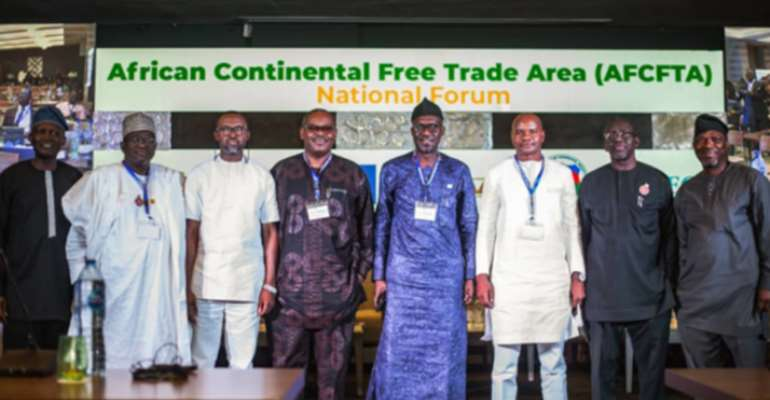 AfCFTA forum identifies key challenges Nigeria should tackle ahead ofratification & implementation
