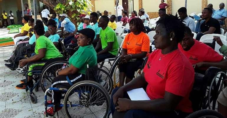 Elwils Putters Wheelchair Minigolf Club On Track To Win