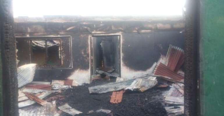 Fire Kills 5-Year-Old Boy