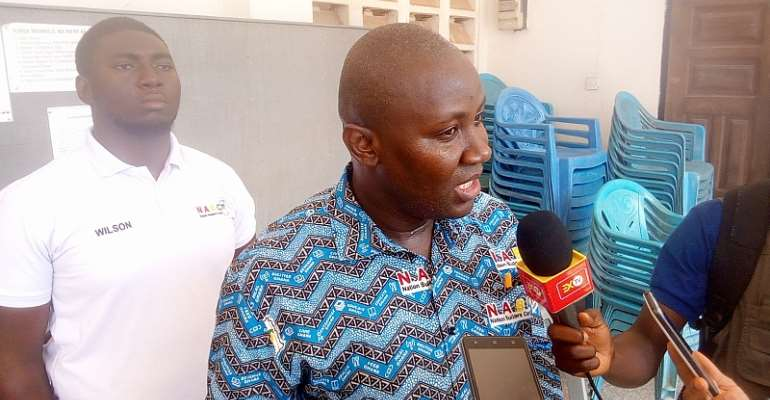 V/R: Brand yourselves with employable etiquettes; NABCO beneficiaries urged