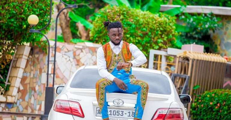 Obibini Takyi Junior Launches Hit Single  'APUTϽϽ' Feat. Fameye
