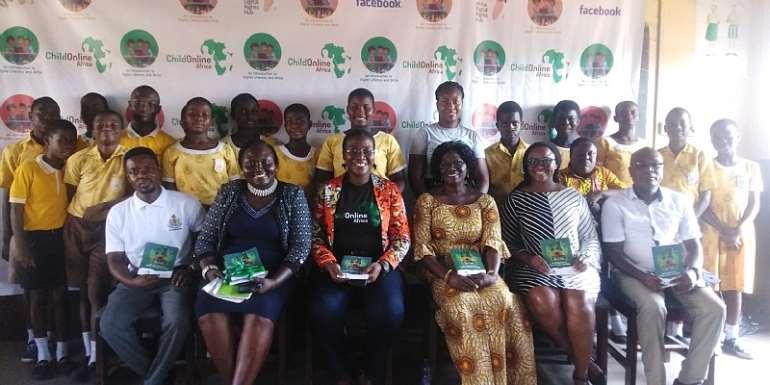 Child Online Africa Launches Digital Literacy, Skills Handbook