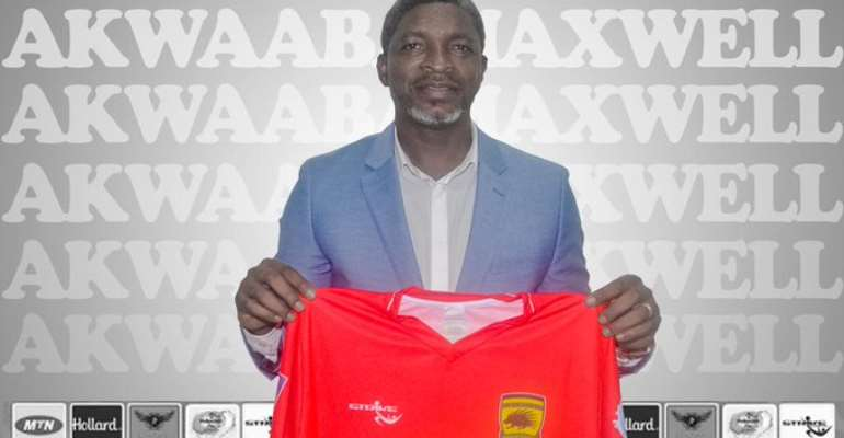 Kotoko Coach Maxwell Konadu Calls For Patience