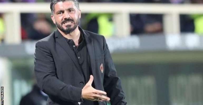 Gennaro Gattuso Named As Carlo Ancelotti's Successor At Napoli