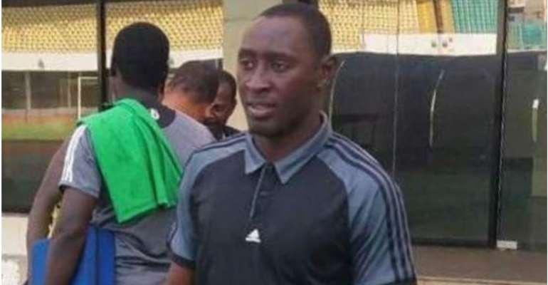 Abdulai Galaze Named As Maxwell Konadu's Assistant at Kotoko