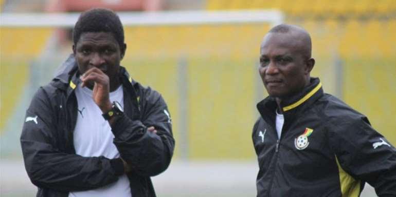 Maxwell Konadu Is The Right Person To Coach Asante Kotoko, Says Black Stars Coach Kwesi Appiah