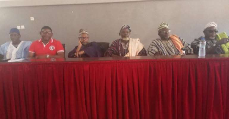 Fulani Herdsmen, Mamprugu Chiefs Sign MoU To Curb Royalties tension
