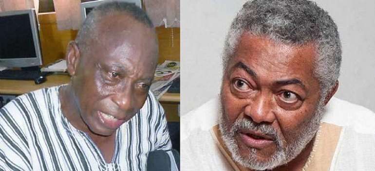 Boakye-Djan Replies Rawlings: Who Let The Dogs Out?