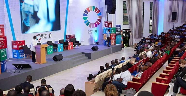 Over 32 Countries Attend First Ever Global SDGs Youth Summit In Accra, Ghana