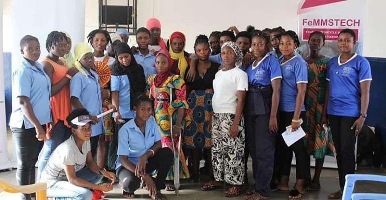 GIZ Ghana Upgrades Skills Of Female Mechanics And Solar Technicians