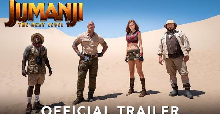 MTN Customers To Enjoy Exclusive Pre-Screening Of 'Jumanji – The Next Level'