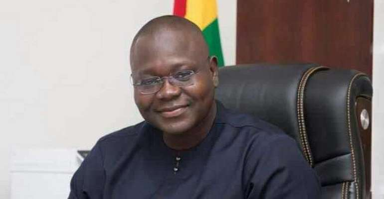 I Don't Stop People From Seeing Akufo-Addo' – Asenso-Boakye