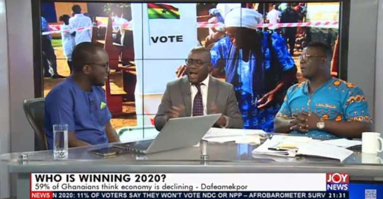 Afrobarometer Report Shows NDC Will Win 2020 Elections - Dafeamekpor