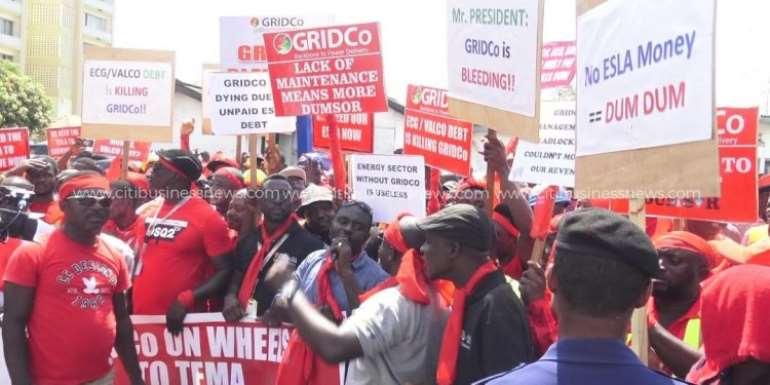 GRIDCo Staff Begin 'Sit-down' Strike Today