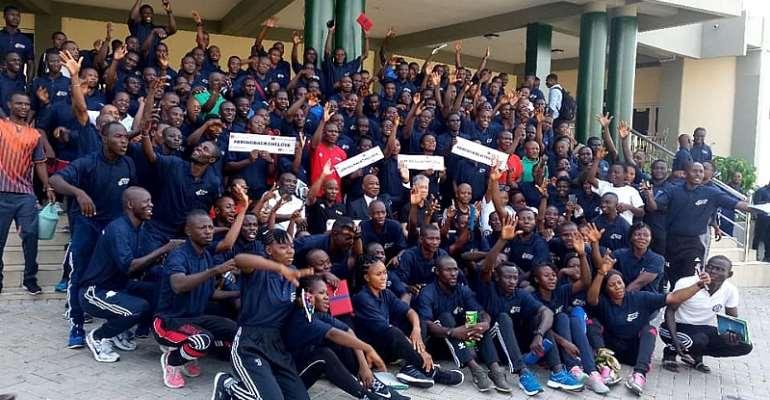 Referees Integrity Seminar Begin At Kasoa Ahead Of 2019/20 GPL Season