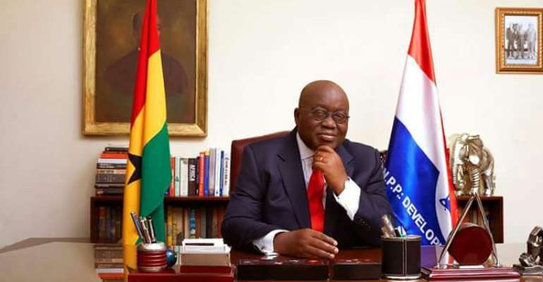 President Nana Addo-Dankwa Akufo-Addo Is Not A Magician