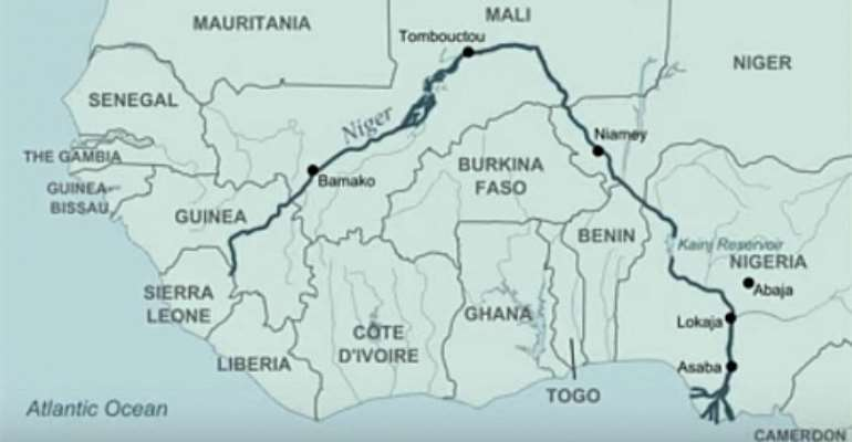 West Africa & The Atlantic In Antiquity: Why They Couldn't (get There)